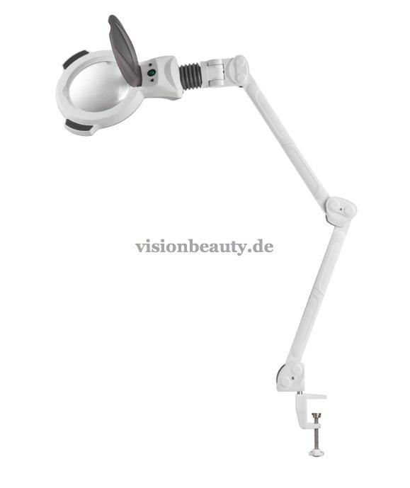 1006T Moderne Lampe mit kaltes Licht LEDs (ohne Fuß)